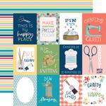 3X4 Journaling Cards Paper - Craft & Create - Carta Bella