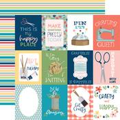 3X4 Journaling Cards Paper - Craft & Create - Carta Bella - PRE ORDER