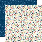 Crafting Floral Paper - Craft & Create - Carta Bella - PRE ORDER