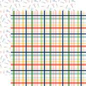 Makers Plaid Paper - Craft & Create - Carta Bella - PRE ORDER