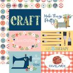 6X4 Journaling Cards Paper - Craft & Create - Carta Bella