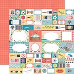 Handmade With Love Paper - Craft & Create - Carta Bella