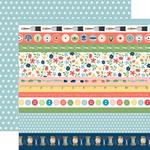 Border Strips Paper - Craft & Create - Carta Bella