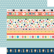 Border Strips Paper - Craft & Create - Carta Bella - PRE ORDER