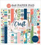 Craft & Create 6x6 Paper Pad - Carta Bella