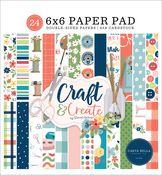 Craft & Create 6x6 Paper Pad - Carta Bella - PRE ORDER
