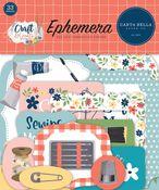 Craft & Create Ephemera - Carta Bella - PRE ORDER