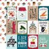 3x4 Journaling Cards Paper - Farmer's Market - Echo Park