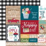 Multi Journaling Cards Paper - Farmer's Market - Echo Park