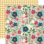 Gather Floral Paper - Farmer's Market - Echo Park