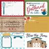 4x6 Journaling Cards Paper - Farmer's Market - Echo Park
