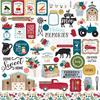 Farmer's Market Element Sticker - Echo Park