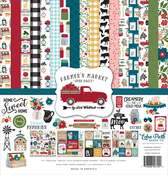 Farmer's Market Collection Kit - Echo Park - PRE ORDER