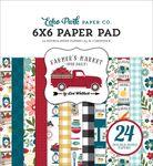 Farmer's Market 6x6 Paper Pad - Echo Park