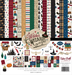 Witches & Wizards No.2 Collection Kit - Echo Park - PRE ORDER