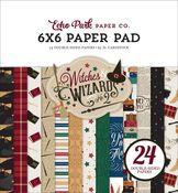 Witches & Wizards No.2 6x6 Paper Pad - Echo Park - PRE ORDER