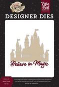 Believe In Magic Castle Die Set - Witches & Wizards No. 2 - Echo Park - PRE ORDER