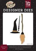 Wizard Wear Die Set - Witches & Wizards No. 2 - Echo Park - PRE ORDER