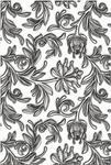 Mini Botanical 3-D Embossing Folder by Tim Holtz