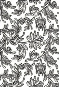 Mini Botanical 3-D Embossing Folder by Tim Holtz - PRE ORDER