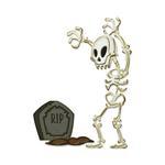 Mr. Bones Colorize Thinlits Dies by Tim Holtz - Sizzix