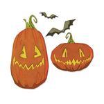 Pumpkin Patch Colorize Thinlits Dies by Tim Holtz - Sizzix