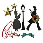 Vault Series: Christmas 2021 Thinlits Dies by Tim Holtz - Sizzix