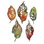 Leaf Fragments Thinlits Dies by Tim Holtz - Sizzix