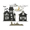 Ghost Town #2 Thinlits Dies by Tim Holtz - Sizzix