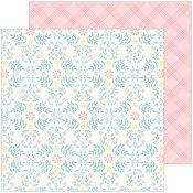 Cottage Paper - Happy Blooms - Pinkfresh Studio