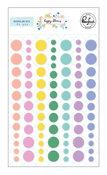 Happy Blooms Enamel Dots - Pinkfresh Studio