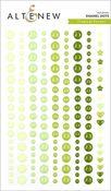 Tropical Forest Enamel Dots - Altenew