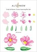 Craft-A-Flower: Cistus Layering Die Set - Altenew