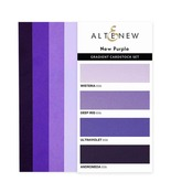 New Purple - Gradient Cardstock Set - Altenew