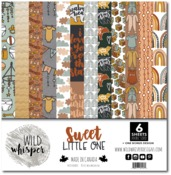 Sweet Little One 12x12 Paper Pack - Wild Whisper Designs