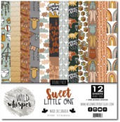 Sweet Little One DOUBLE 12x12 Paper Pack - Wild Whisper Designs