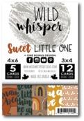 Sweet Little One Card Pack - Wild Whisper Designs - PRE ORDER
