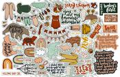Baby Girl Ephemera - Sweet Little One - Wild Whisper Designs - PRE ORDER