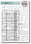 Ledger Stamp Set - Wild Whisper Designs