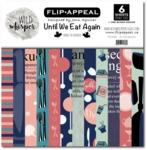 Until We Eat Again 12x12 Paper Pack - Wild Whisper Designs