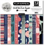 Until We Eat Again DOUBLE 12x12 Paper Pack - Wild Whisper Designs