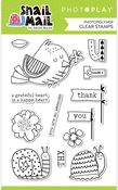 Snail Mail Stamp Set - Photoplay - PRE ORDER