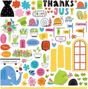 Snail Mail Card Kit Sticker - Photoplay - PRE ORDER