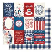 Liberty Paper - America the Beautiful - Photoplay - PRE ORDER