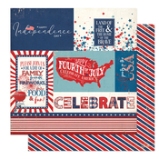 Land Of The Free Paper - America the Beautiful - Photoplay - PRE ORDER