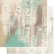 Backwoods Paper - Vintage Artistry Hike More - 49 And Market