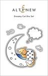Dreamy Cat Die Set - Altenew