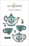Tea for Two Die Set - Altenew