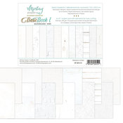 White Backgrounds 6x8 Paper Pad - Mintay Papers