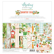 Country Fair 12x12 Paper Pack - Mintay Papers